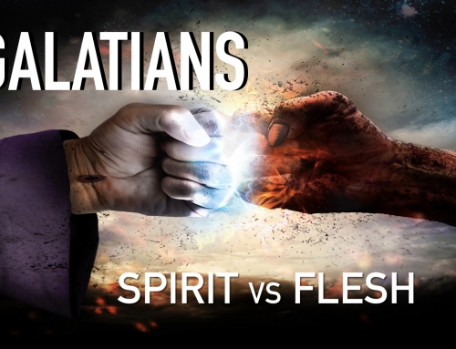 The daily war: spirit-vs.-flesh