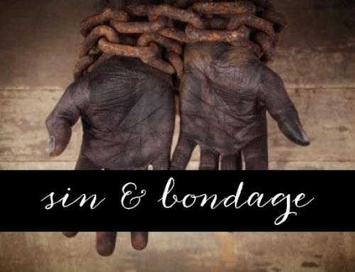 The bondage of sin